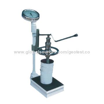 Penetration test apparatus