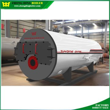 WNS gas/oil fired boiler manufacturers steam boiler fire tube ...