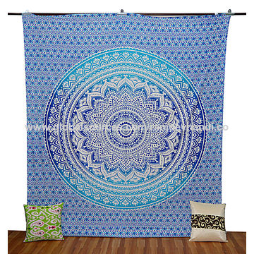 Indian Tapestry Wall Hanging Mandala Hippie Home Decor Queen