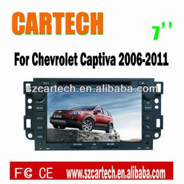 Car Audio Radio System Chevrolet Captiva Accessories Global Sources