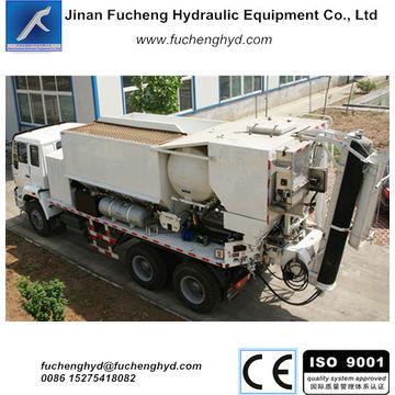 Volumetric Concrete Mixer | Global Sources