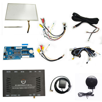 China Car video multimedia video interface for Volvo 2014 S60/XC60/V60