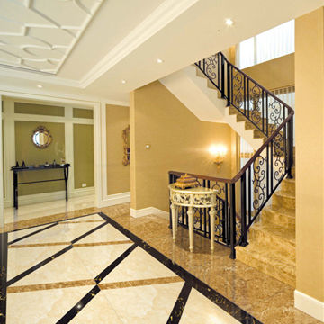 Living Room Wall Tiles, Low Absorption, Polished Fashionable ...