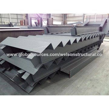 High Quality ... China Prefabricated Structural Steel Staircase, SGS Verified Welding  Work, ASTM A36 Steel Grade ...