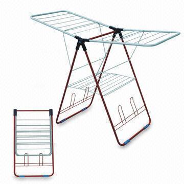 Metal Folding Clothes Drying Rack Measures 5140 X 2205 X 3545