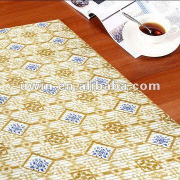 china pvc foam anti slip easy clean swimming pool carpet plastic floor mat