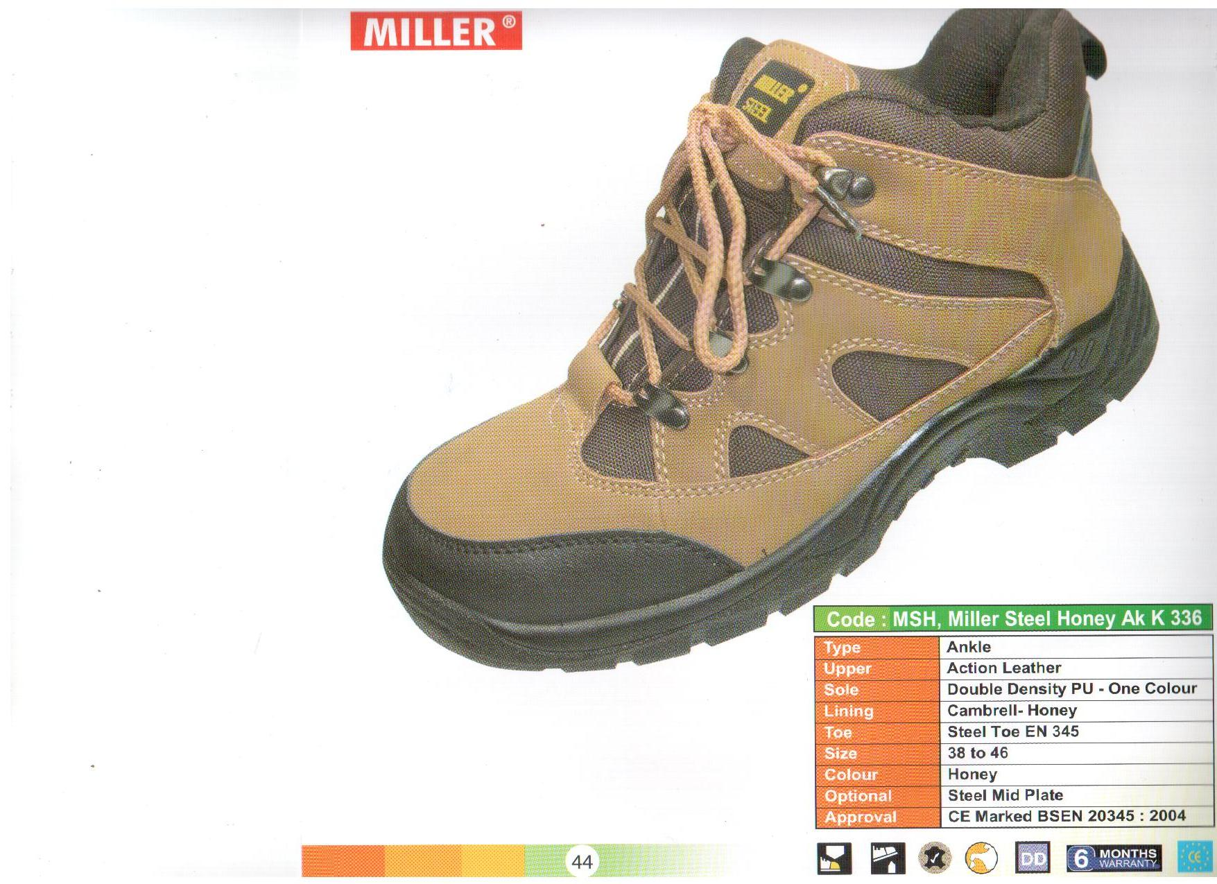 b2c5ca0e937 Safety shoes,leather upper, steel toe, PU injection sole, oil and ...