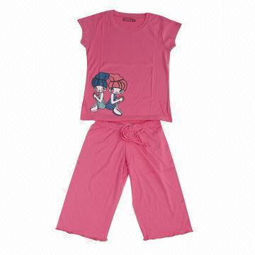 659a878d76 China 100% cotton kid s pajamas from Jinhua Wholesaler  Jinhua ...