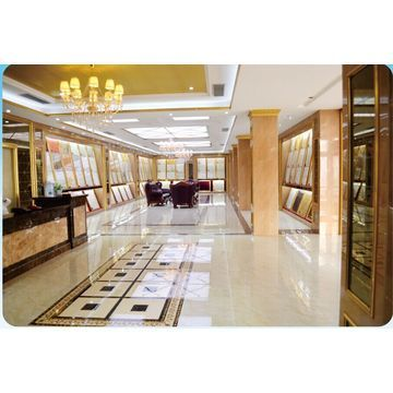 China Full polished glazed tiles with various designs, sized 450*900mm, hot sale