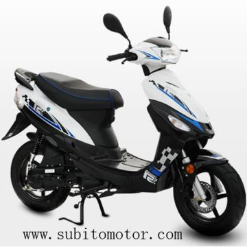China Digita Cc Eec Gas Scooter Cheap Model Eec Moped