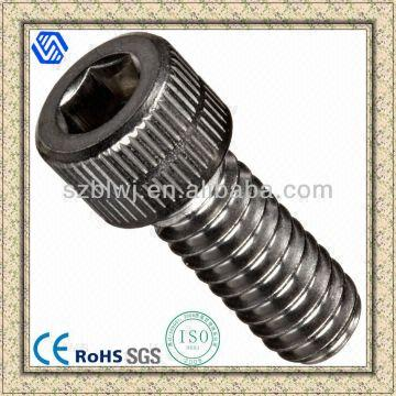 Socket Head Cap Screws M20,din912 Grade 12 9 Socket Head Cap
