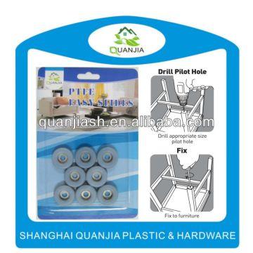 ... China PTFE Easy Slides   Teflon Furniture Leg Glides