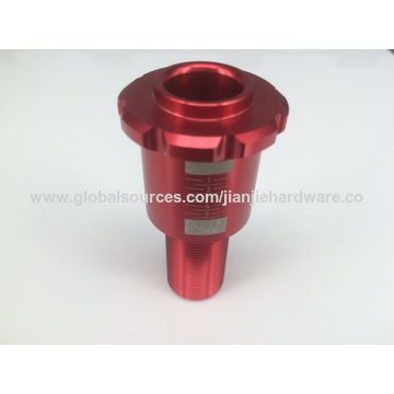 China Hardware CNC Assembly Parts, Factory Custom Best Price Small Anodize Parts Mirror Polishing Parts
