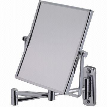 Wall Mounted Mirror chrome-plated square wall-mounted mirror | global sources