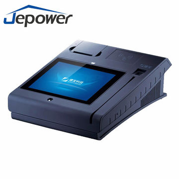 Track 1/2/3 Magnetic Card Reader Pos, android system, touch