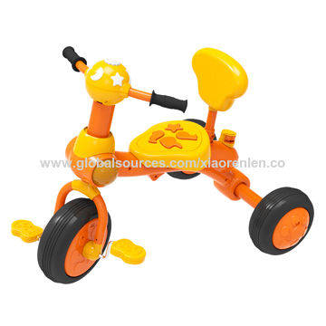 fb02e1a9479 China 360 degrees smooth rounded design baby tricycle/toddler tricycles/plastic  baby tricycle