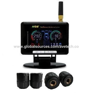 Taiwan Full time TPMS tire pressure monitoring system for truck/HCV/buses/trailer/caravan/lorry/tow
