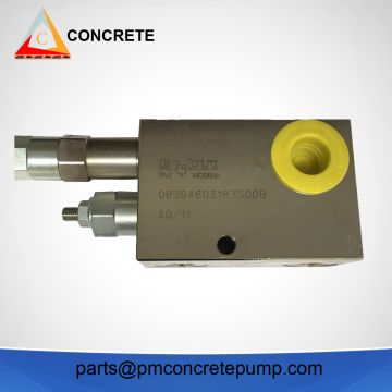 Rexroth 08394603183500B Balance Valve for Zoomlion Truck-Mounted