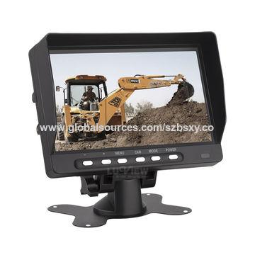 China LCD Car monitor from Shenzhen Trading Company