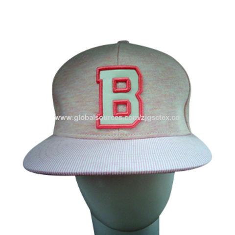 80bf7e87d01e1 China Flat Brim Hats from Zhangjiagang Trading Company  Zhangjiagang ...