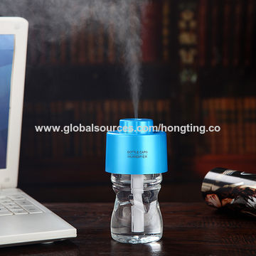 China Bottle cap fragrance USB humidifier