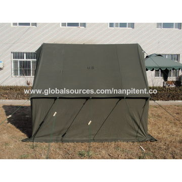 China Military canvas tent