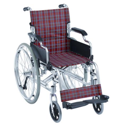 Tremendous China Lightweight Aluminum Wheelchair With Adjustable Seat Machost Co Dining Chair Design Ideas Machostcouk