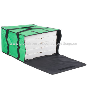 China Choice Soft Sided Insulated Pizza Delivery Bags Bo