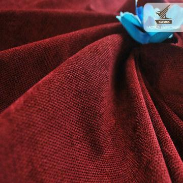 Red 320 Gsm Microfiber Suede Upholstery Fabric Global Sources