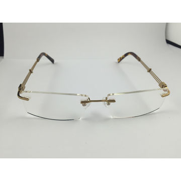 23dca654a29 China Titanium glasses frames from Wenzhou Manufacturer  Wenzhou ...