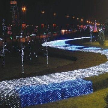... China LED Christmas Lights Net Lights Decotative Lights Garden Lights  Icicle Lighs Table Lights