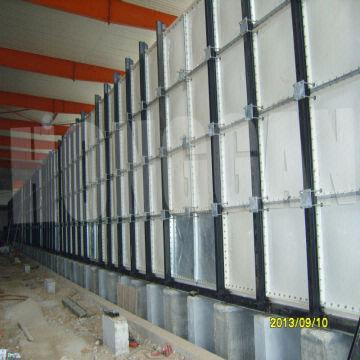 e8c94f2449ca El tanque de agua de SMC 1. ISO9001, ISO14001, fabricación experta ...