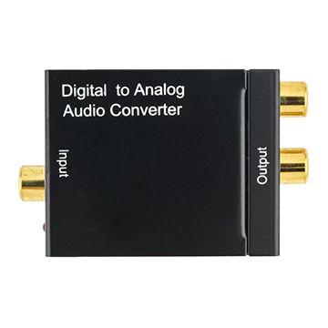... China Digital Optical Fiber Coaxial RCA Toslink Signal