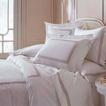 China Bed Linen SKY 10428 3 Is Supplied By ☆ Bed Linen Manufacturers,  Producers, Suppliers On Global Sources SKY Shanghai Sky Hotel Textile  (Factory) Co.
