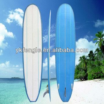 9 8 Eps Foam Core Surfboard Retro Longboard Epoxy Surfboard With