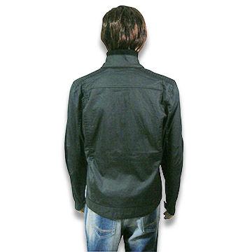 China Canvas Coating Jacket with 16 x 12 Twill Canvas Coating Jacket