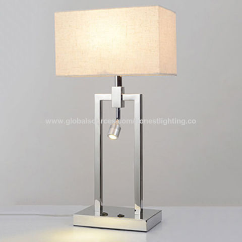 China modern stainless steel table lamp from zhongshan manufacturer modern stainless steel table lamp china modern stainless steel table lamp aloadofball Gallery