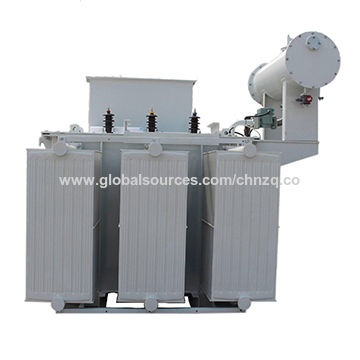 China Oil - immersed transformers,CE&IEC,35kV distribution