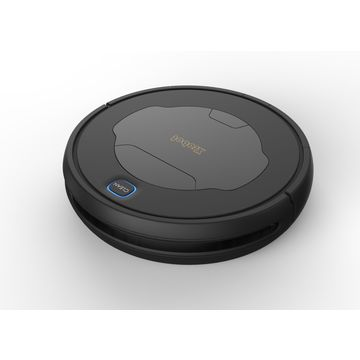 China I1 robotic vacuum cleaner with high suction power 500Pa and good cleaning function.