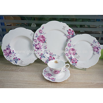 Dinnerware set China Dinnerware set  sc 1 st  Shenzhen Wayone Porcelain Co. Ltd - Global Sources & China Dinnerware set from Shenzhen Trading Company: Shenzhen Wayone ...