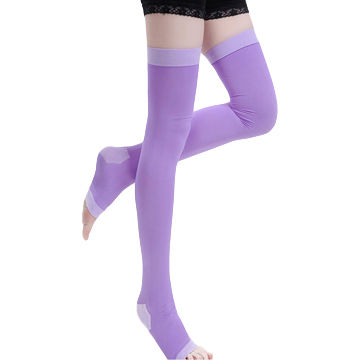 d305d8f19 China 2015 New High Quality Body Sculpting Sexy Compression Legs Slimming  Sleeping Women Stockings ...