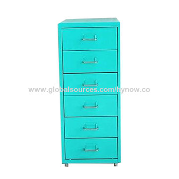 6 Drawer Locking Lateral Filing Cabinets China