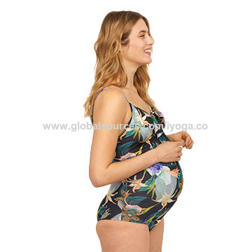 3b5441a9e76e6 China Fashion hot sexy mama beach wear maternity clothing pregnant ...