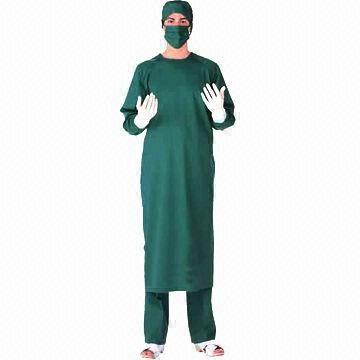 Reusable Surgical Gown, SGS Certified   Global Sources
