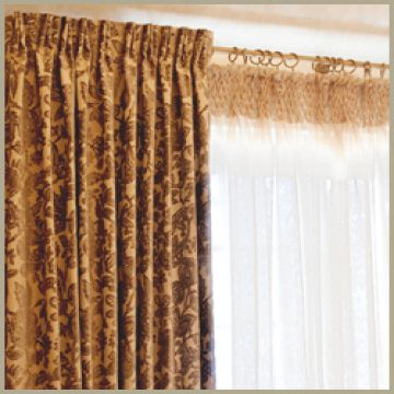 Curtain drapes factory