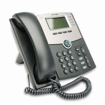 Small Business Cisco SPA502G 1-line VoIP Phone with PoE and