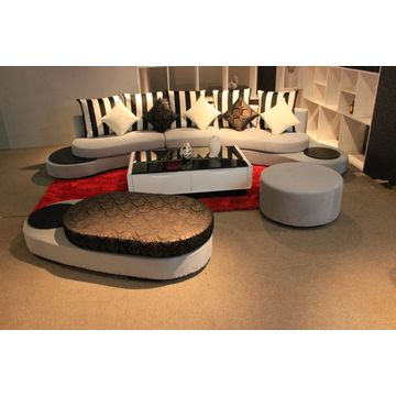 China Chinese Sofa Beds Half Moon Furnitu