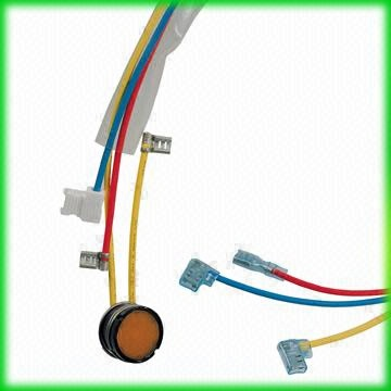 Wire Harness with JST or AMP Connector for Air Conditioners | Global ...