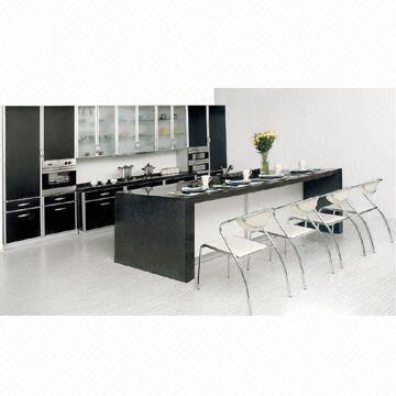 Kitchen Cabinet Door Laminate laminated panel kitchen cabinet doors with aluminum frame and