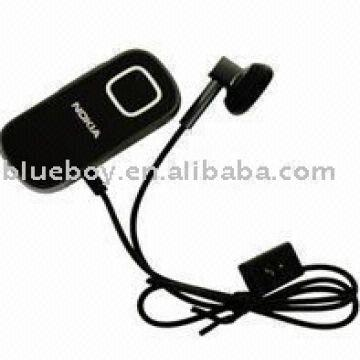 Bh 215 Bluetooth Headset With Nokia Global Sources
